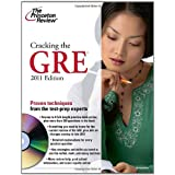 Cracking the GRE with DVD, 2011 Edition (Graduate School Test Preparation) ~ Princeton Review