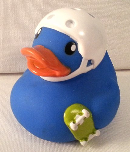 Rubber Ducky~ Skateboarding