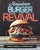 img - for American Burger Revival: Brazen Recipes to Electrify a Timeless Classic book / textbook / text book