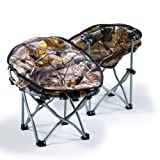 Lucky Bums Youth Moon Camp Chair (Camo)