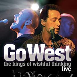 The King Of Wishful Thinking Go West