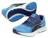Puma Descendant V3, Chaussures de Running Entrainement homme, Bleu (Cloisonn/Poseidon/Sulphur Spring), 43 EU...