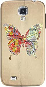 galaxy s4 back case cover ,Butterfly Mexico Designer galaxy s4 hard back case cover. Slim light weight polycarbonate case with [ 3 Years WARRANTY ] Protects from scratch and Bumps & Drops.