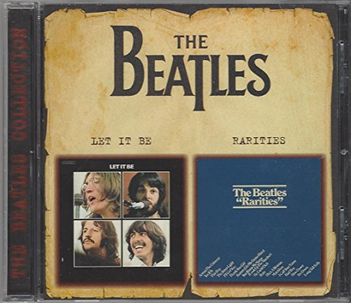 The Beatles - Let It Be / Rarities ... The Beatles - Zortam Music