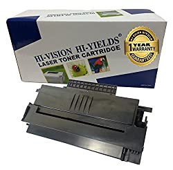 HI-VISION ® 1 Pack Compatible Dell B1260 / 331-7327 Black Toner Cartridge Replacement for B1265dnf, B1260dn, B1265dfw Monochrome Laser Printers