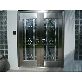stainless steel door energy door exterior entry doors stainless door