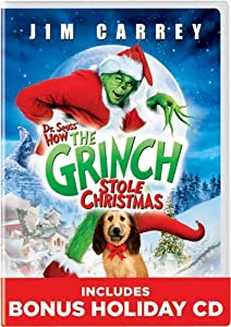 Dr. Seuss' How The Grinch Stole Christmas - Collector's Edition (Holiday 2010 Version) by Universal Studios