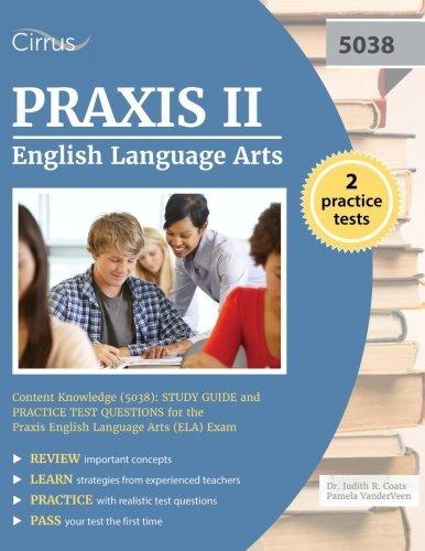 English Language Arts: Content Knowledge study companion
