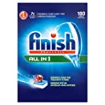 Finish All in One Dishwasher Tablets...