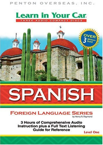 Learn in Your Car Spanish, Level One [With Guidebook] (Spanish Edition)