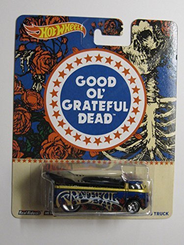 Hot Wheels Pop Culture Grateful Dead Volkswagen Drag Truck