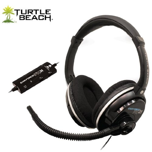 EAR FORCE DPX21 PS3、Xbox360用ゲーミングヘッドセット