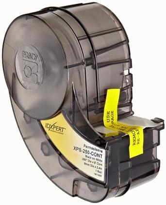 Brady XPS-1 IDXPERT PermaSleeve, B-342 Heat-Shrink Polyolefin, Wire Marker Sleeves