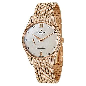 Zenith Captain Elite Women's Automatic Watch 22-2302-681-87-M2310