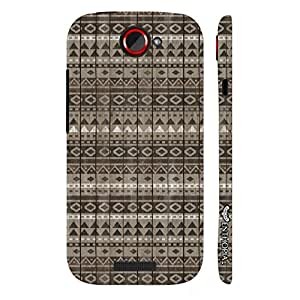 HTC ONE S Winter feel designer mobile hard shell case by Enthopia