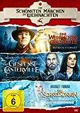 DVD Cover 'Die schönsten Märchen zu Weihnachten [3 DVDs]