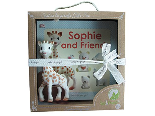 Sophie and Friends La Giraffe Toy Set - 1
