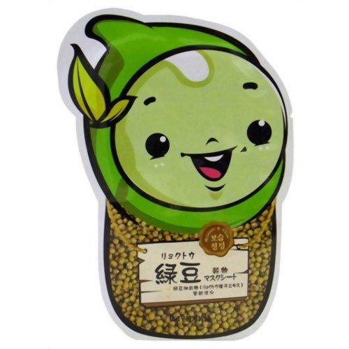 バビペット 穀物マスクシート 緑豆 バビペット