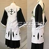 CXCOS AL0359 Bleach ブリーチ 羽織 十番隊隊長 日番谷冬獅郎 風 コスプレ衣装