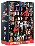 Red Dwarf: Series 1-8 [DVD] [1998]