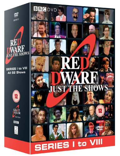 Red Dwarf: Just The Shows - Complete Series 1-8