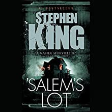 Salem's Lot Audiobook by Stephen King Narrated by Ron McLarty, Stephen King