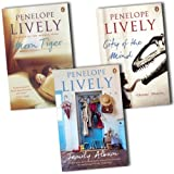Penelope Lively Penelope Lively 3 Books Collection Pack Set RRP: £26.6 (Moon Tiger, City of the Mind, Family Album)