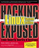 cover of Hacking Linux Exposed, Second Edition