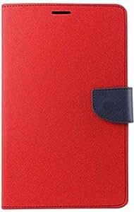 KES Mercury Case Flip Cover Microsoft Lumia 640 (red)