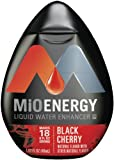 MIO Black Cherry, 1.62-Ounce (Pack of 4)
