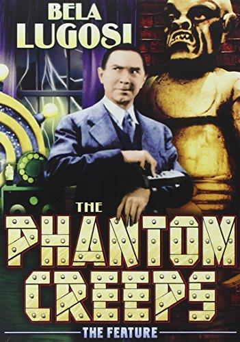 DVD : Phantom Creeps