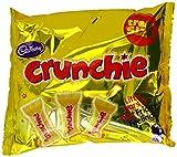 Cadbury Crunchie Treatsize Bar 258 g (Pack of 4)