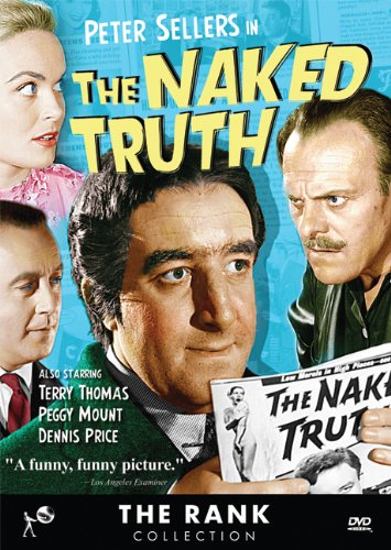 Cover art for  The Naked Truth aka: Your Past Is Showing (USA)