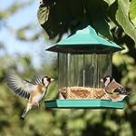 PetsN'all Hanging Gazebo Bird Feeder