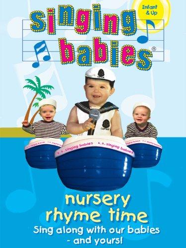 Amazon Com Singing Babies Nursery Rhyme Time