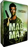 Mad Max Steelbook Deluxe Edition Trilogy [ FR IMPORT ]: Mad Max, Mad Max 2 and Mad Max Beyond the Thunderdome [DVD]