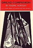 Dread Companion (0152242015) by Andre Norton