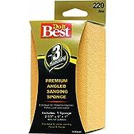 Ali Ind. 306840 Do it Best Angled Sanding Sponge-220 STEP 3 ANGLED SPONGE