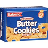 Salerno The Original Butter Cookies, 8 Ounce