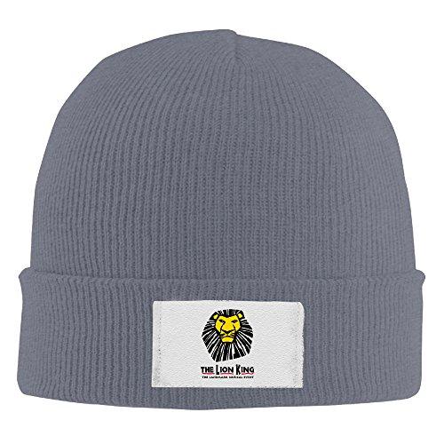 T YUUK - Cappello in maglia Asphalt Taglia unica