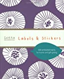 img - for Lotta Labels & Stickers book / textbook / text book