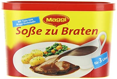 Maggi Soße zum Braten, 6er Pack (6 x 3 l Dose) von Maggi bei Gewürze Shop