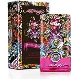 Ed Hardy Hearts & Daggers by Christian Audigier for Women - 3.4 oz EDP Spray