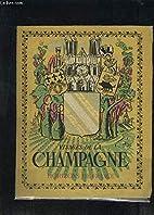 Visages de la Champagne. by Collectif