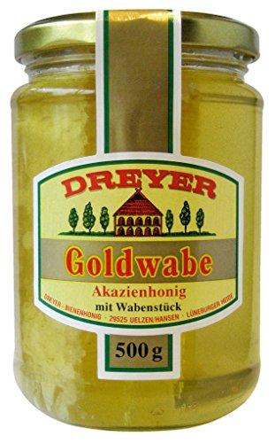 dreyer-goldwabe-akazienhonig-mit-wabenstuck-500g