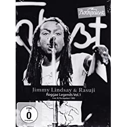Lindsay, Jimmy - Rockpalast: Reggae Legends Vol. 1