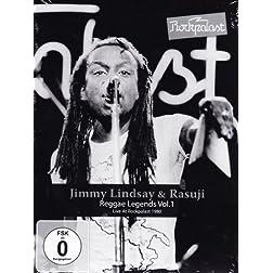 Lindsay, Jimmy - Rockpalast: Reggae Legends Vol. 1