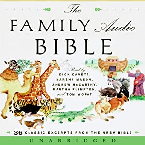 The Family Audio Bible | [Harper Audio]