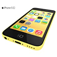 Apple iPhone 5c 16GB (Yellow) - Unlocked
