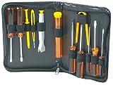 Manhattan PC Werkzeug-Set (13-teilig) schwarz